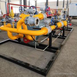 鑫昇燃气调压撬 管道天然气调压撬 撬装式燃气减压装置
