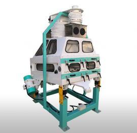 稻谷去石机什么型号好大米比重分级清理杂质设备