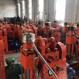 优质高效矿用坑道钻机钻注一体机WSS注浆工艺指定ZLJ系列机器便宜