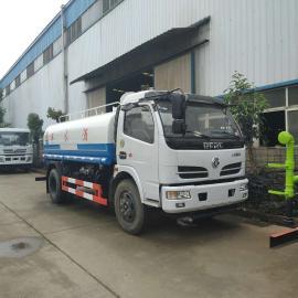 东风5吨 10吨园林绿化喷洒车报价