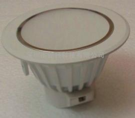 3.5寸led筒灯消防应急led筒灯应急时间90分钟-郎特照明