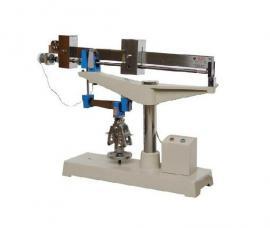 电动抗折试验机的调试与操作