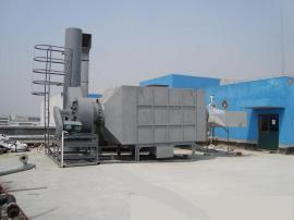 有机工业废气处理系统 废气处理工程 质量信得过