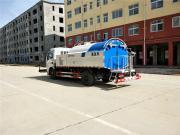 10吨天锦路面养护清洗车厂家