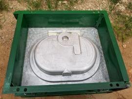 流水线铸造模具 射芯机模具 覆膜砂模具
