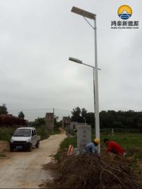 新�r村太�能�敉庹彰�LED路�簦���泰太�能��池路��