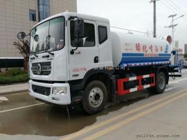 东风专用底盘15吨喷雾洒水车SZD5160GPSEZ5型绿化喷洒车