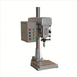 瑞德鑫GD-100自动多轴钻孔机玻璃制品油压钻孔