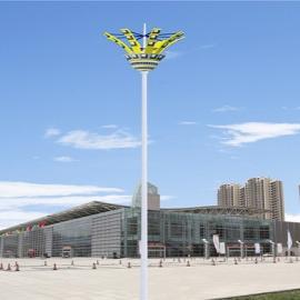 定制25米30升降式高杆灯广场足球场灯1000W LED高杆灯生产厂家