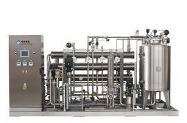 XMGC2-1000高纯水设备二级反渗透+EDI
