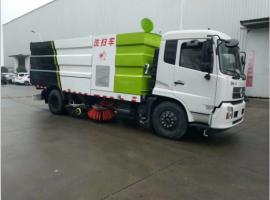 东风天锦洗扫车 15吨洗扫车 大型洗扫车