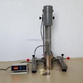 FS-400D高速数显分散机应用