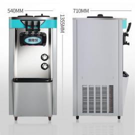 冰激凌机进口,商用软冰激凌机,冰激凌售卖机