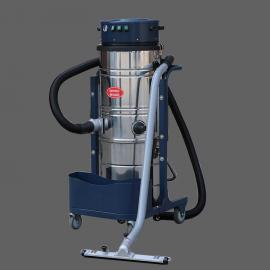 单相电三马达工业吸尘器3600W吸木屑粉尘颗粒焊渣铁屑用吸尘器