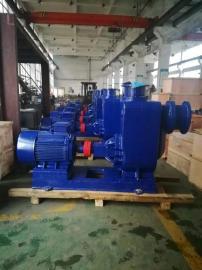 工业污水自吸泵