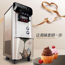 冰激淋设备,流动型冰激凌机,台式冰激凌机报价