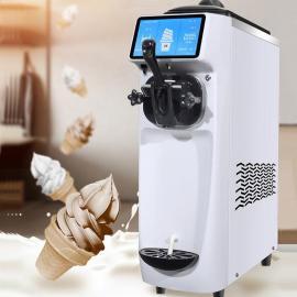 小型冰激淋机,三头冰激凌机,商用冰激凌机