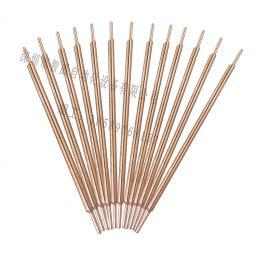 智威点焊机国产紫铜焊针 日本氧化铝铜焊针 锂电芯点焊针