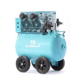 静音空压机2250W小型活塞无油空压机静音无油空气压缩机