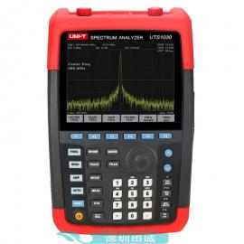 UNI-T��利德UTS1030 3.6GHZ手持式�l�V分析�x