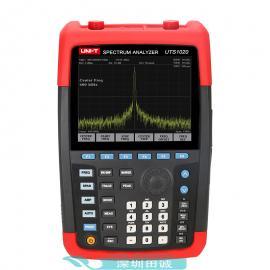UNI-T��利德UTS1020 2.6GHZ手持式�l�V分析�x