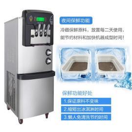 冰激凌雪糕机,台式软冰激凌机,自助冰激凌机器报价