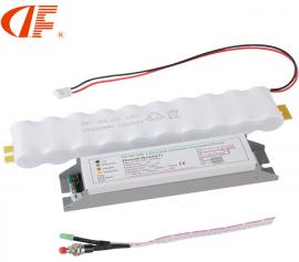 LED应急电源盒168-30H平板灯工矿灯应急电源10W90分钟