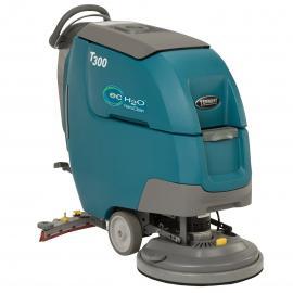 坦能T300e洗地机 T300手推电瓶式全自动洗地机