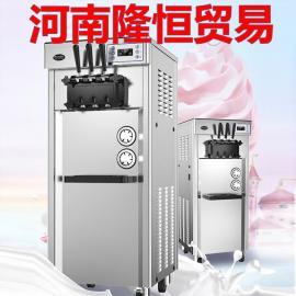 冰激淋售卖机,冰激凌机家用,小型台式冰激凌机