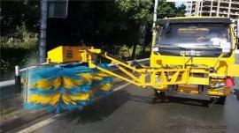交通隔离栏清洗车供应商