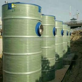 千秋一体化雨水泵站智能控制