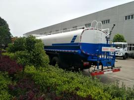 东风8吨洒水车改装 10吨国五绿化洒水车