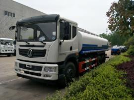 园林绿化15吨洒水车 10吨国五绿化洒水车