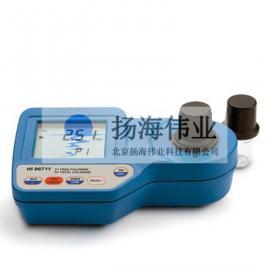 便携式总氯分析仪