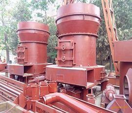 环保型5R雷蒙磨 昊世矿石磨粉机设备 自动化排渣灰钙机生产线
