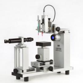 视频接触角测定仪,光学视频法测量动静态接触角、滚动角