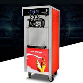 硬冰激凌机器,冰激凌机台式,商用冰激凌机