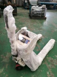 2吨叉车电子秤、手动液压车电子秤