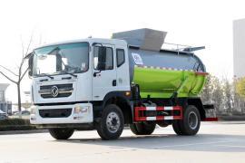 东风8方D9餐厨垃圾车多少钱8吨泔水车厂家
