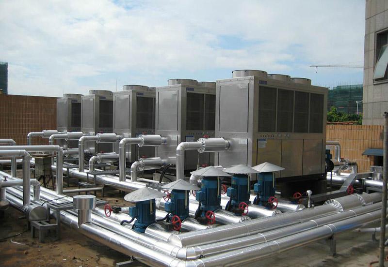宾馆酒店中央空调安装 中央空调设计改造