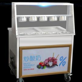 十大品牌酸奶机,炒酸奶机奇米网,商用炒酸奶机报价