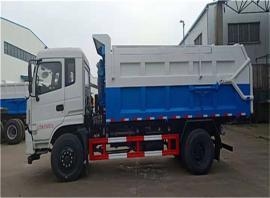 招标订购10方厢式自卸污泥车-12吨全密封污泥车-8方污泥运输车