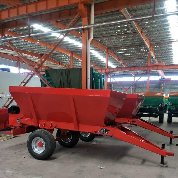 有机肥撒肥机 牵引式大型撒肥机 液态有机肥施肥机