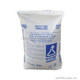 罗门哈斯UP6150超纯水树脂与UP6040超纯水树脂配比效果佳