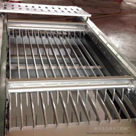 电动机械格栅不锈钢机械格栅清污机