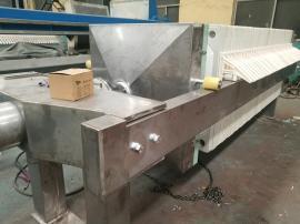 耐温压滤机 包不锈钢食品级压滤机