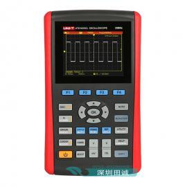 UNI-T优利德UTD1025CL|UTD1050CL 手持式单通道示波器