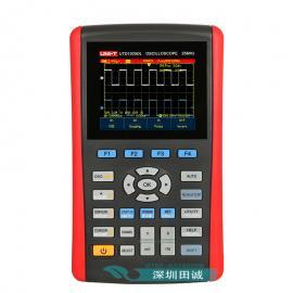 UNI-T优利德UTD1025DL|UTD1050DL 双通道手持式数字存储示波器
