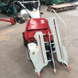 新型割捆机 水稻收割专用收割打捆机