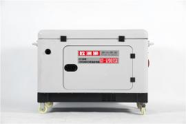8kw柴油发电机规格尺寸